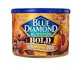 Blue Diamond Almonds Bold Habanero BBQ 6 ounce (Pack of 6) [並行輸入品]