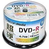 FalconMedia 1回記録(データ)用 ウルトラハードコート(超硬)DVD-R BE036 (片面1層/1-16倍…