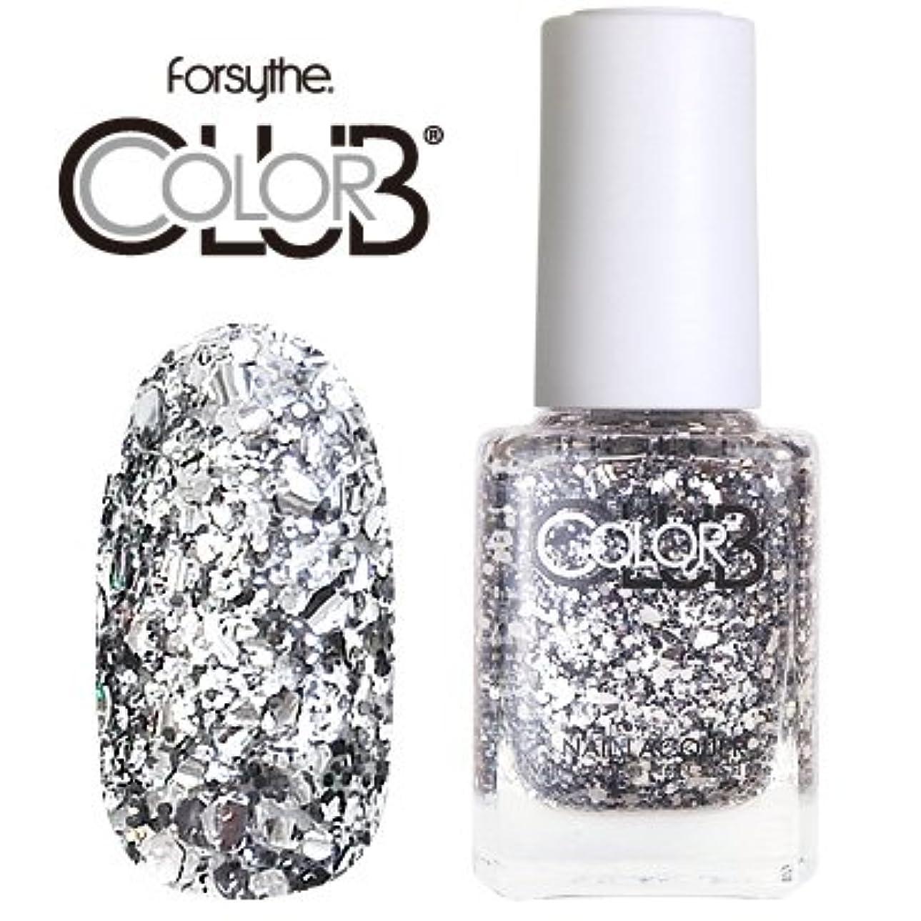 熟達したポーズインフルエンザフォーサイス カラークラブ 948/Platinum Record 【forsythe COLOR CLUB】【ネイルラッカー】【マニキュア】