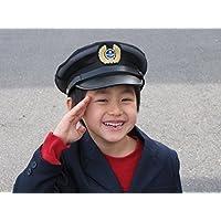 新幹線 帽子【車掌&運転士 帽子】 キッズ 帽子 こども用新幹線 新幹線 鉄道 グッズ 54cm【プラレール 靴】