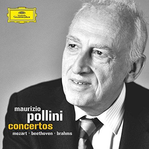 Concertos-Mozart/Beethoven/Brahms