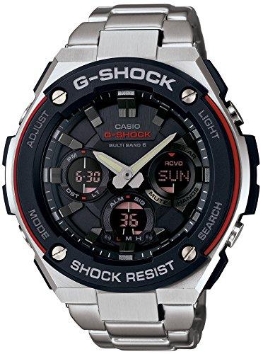 [カシオ]CASIO 腕時計 G-SHOCK G-STEELシ...