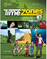 Time Zones 3 with MultiROM: Explore, Discover, Learn (Time Zones: Explore, Discover, Learn) by Jennifer Wilkin(2010-08-27)