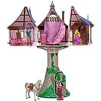 Disney ディズニー Parks Rapunzel ラプンツェル Tangled Tree House Playset プレイセット Dollhouse ドールハウス [並行輸入品]
