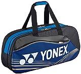 ヨネックス(YONEX) テニス トーナメントバッグ (ラケット2本収納可) ブルー BAG1601W
