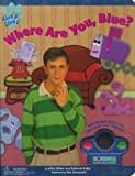 Talk Back Books Where Are You Blue (Blue's Clues)