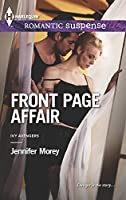 Front Page Affair (Harlequin Romantic Suspense\Ivy Avengers)