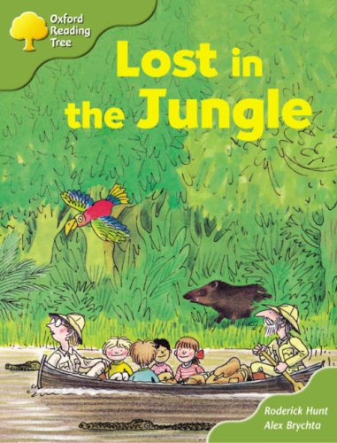 Oxford Reading Tree: Stage 6 and 7: Storybooks: Lost in the Jungleの詳細を見る