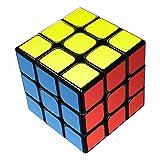 スピードキューブ 回転スムーズ 立体パズル 3x3x3 競技用 解消 知育 玩具 世界 基準 57x57x57mm