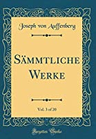 S?mmtliche Werke Vol. 3 of 20 (Classic Reprint) (German Edition)【洋書】 [並行輸入品]