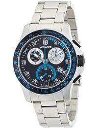 [ウェンガー]WENGER 腕時計 バタリオンクロノ 70787 メンズ 【正規輸入品】