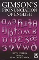 Gimson's Pronunciation of English, 6Ed