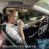 YEMENREN S2 超小型 超軽量 Bluetooth イヤホン Bluetooth ヘッドセット ワイヤレス ブルートゥース イヤホン 片耳 (USB仕様マグネット充電器二つ&収納ケース&日本語説明書&一年保証付き) (ブラック)