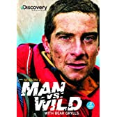 Man Vs Wild: Season 2 [DVD] [Import]