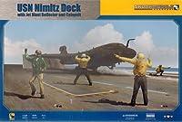 1/48 アメリカ海軍 空母ニミッツ級 フライトデッキ