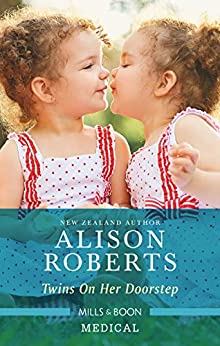 Twins on Her Doorstep by [Roberts, Alison]