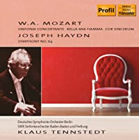 Tennstedt Conducts Mozart & Haydn