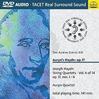 Vol. 21-Auryn Series Auryn's Haydn-Op. 17