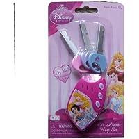 Disney Princess Car Alarm Key Set [並行輸入品]