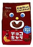 東ハト チョコキャラ ミルクチョコ味 45g×12袋