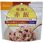 尾西食品 赤飯 100g 301-SE