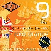 ROTO SOUND R9H Roto Orange - Hybrid ×6セット