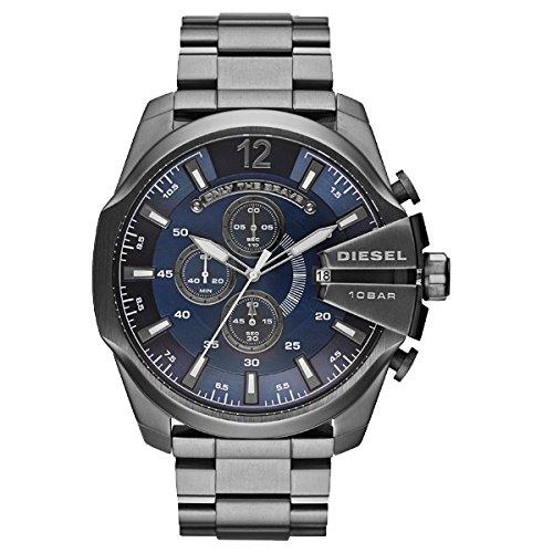 DIESEL ディーゼル MEGA CHIEF メガチーフ 【国内正規品】 腕時計 DZ4329