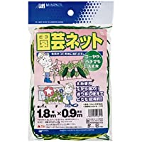 日本マタイ 園芸ネット 0.9m×1.8m