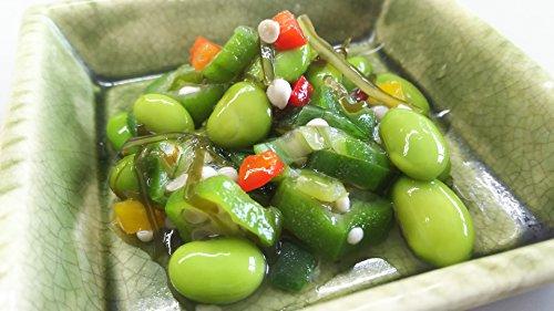 小鉢 夏野菜と昆布の和え物 800g 冷凍 解凍後そのままお召し上がり頂けます。大ヒット商品