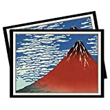 通常カード用デッキプロテクター 名画シリーズ 赤富士(凱風快晴) スタンダードサイズ パック