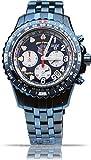 【Kentex】ブルーインパルスリミテッド オールチタンブルーIPバージョン腕時計(BlueImpulse LTD ALL TITAN BIP)