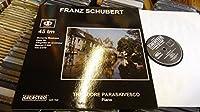 "SARASTRO AUDIOPHILE FRENCH 12"" 45 RPM KILLER SOUND SCHUBERT TH PARASKIVESCO LP"