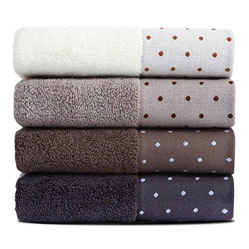 [해외]KISENG 페이스 타올 2 장 세트 100g/KISENG Face towel 2 piece set 100 g