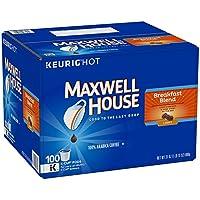 【並行輸入品】Maxwell House, House Blend Coffee (100 K-Cups) マックスウェル ハウスブレンド K cup コーヒー 100個入り