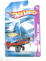 Aerial Attack Series #1 Mad Propz Dark Blue Wing Collectibles Collector Car #2007-73 2007 Hot Wheels
