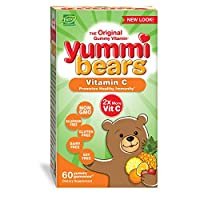 Yummi Bears Vitamin C for Kids(子供用) 60粒