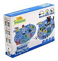 Super Toy Creativity Chain Links play set - Building block mega 235Pcs toy set for kid's unique playtime