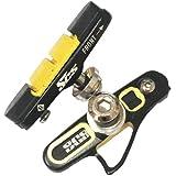 SCS-459LBC/YE CNC Cartridge Type Brake Shoes for road & racing bike