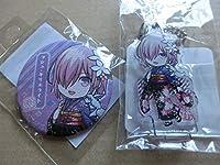 Fate/Grand Order アクリルスタンド 和紙風缶バッジ マシュ・キリエライト 京まふ2018