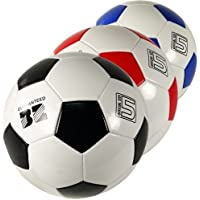 Official Soccer Ballsサイズ5卸売バルクアウトドア/インドアボール( Lot of 48 x )