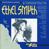 Smythe:Cham Mus & Lieder Vol.3