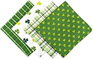 DII St Patrick's Day Napkin, 18 by 18-Inch, Set