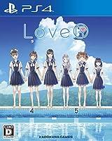 杉山イチロウ×箕星太朗のPS4用新作恋愛SLG「LoveR」発売