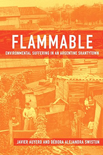 Download Flammable: Environmental Suffering in an Argentine Shantytown 019537293X