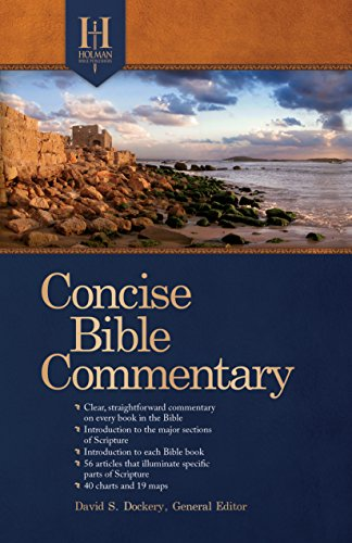 Download Holman Concise Bible Commentary 1433646730