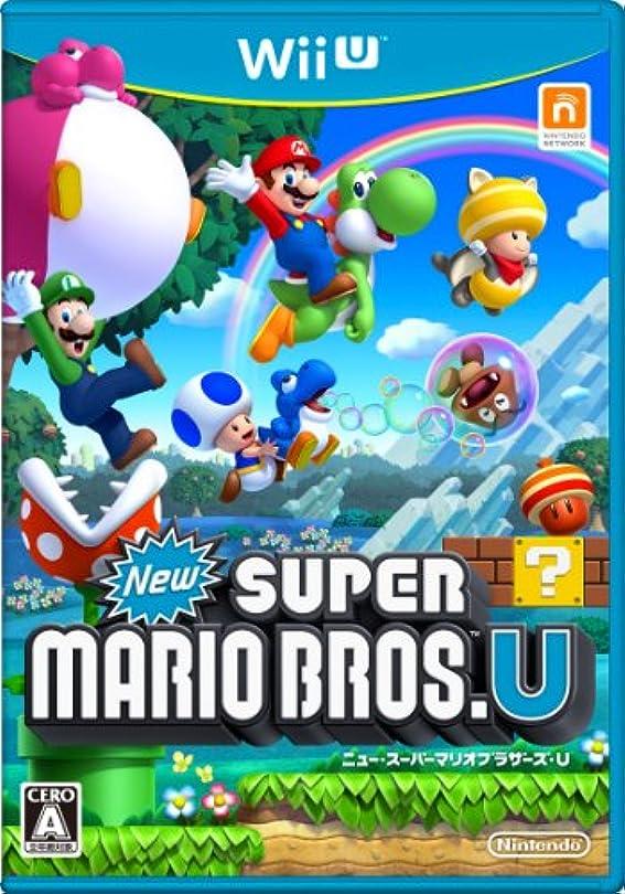 座る突然船酔いNew スーパーマリオブラザーズ U - Wii U
