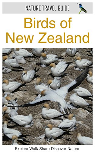 Birds of New Zealand (Nature Travel Guide) (English Edition)