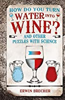 How Do You Turn Water into Wine?: And Other Puzzles With Science (Puzzle Books)