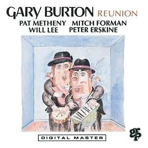 Reunion by Gary Burton (1990-12-07)