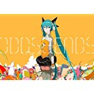 ODDS&ENDS/Sky of Beginning(初回生産限定盤A)(Blu-ray、特典:ryo(supercell) feat.初音ミク「ODDS&ENDS」オリジナル・グラフィグ、じん feat.初音ミク「Sky of Beginning」アナザージャケット付)